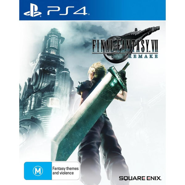 Picture of Final Fantasy VII Remake - PS4