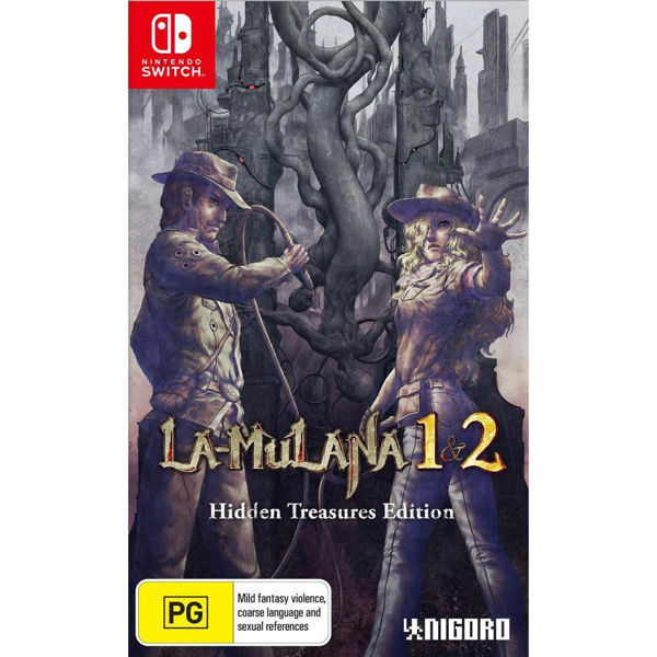 Picture of La-Mulana 1 & 2 Hidden Treasures Edition  - Nintendo Switch