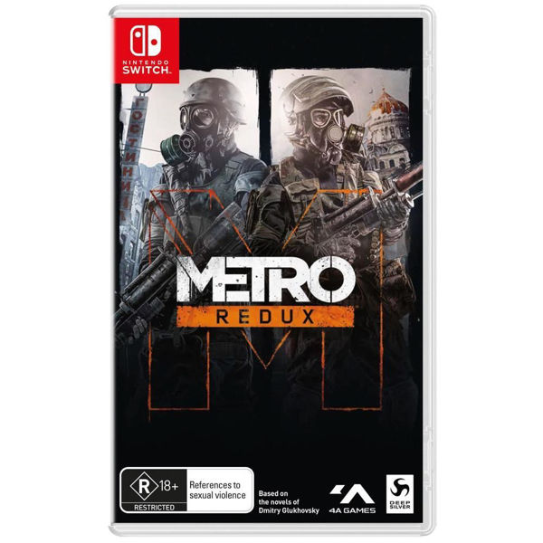 Picture of Metro Redux  - Nintendo Switch