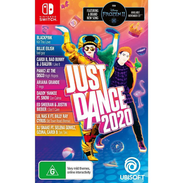 Picture of Just Dance 2020  - Nintendo Switch