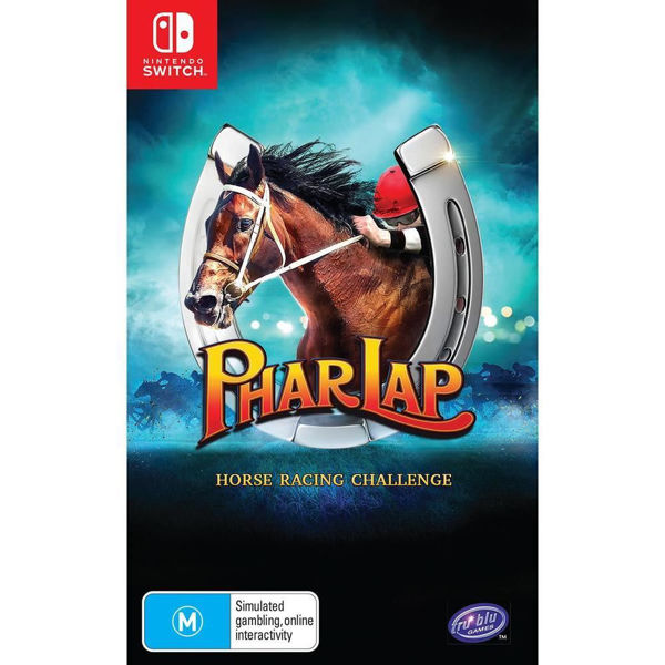 Picture of Phar Lap Horse Racing Challenge  - Nintendo Switch