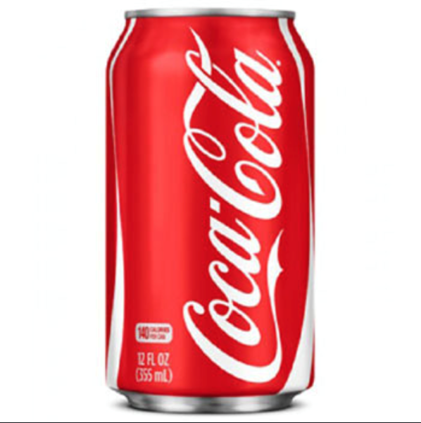 Picture of Soft Drink - Coke Can