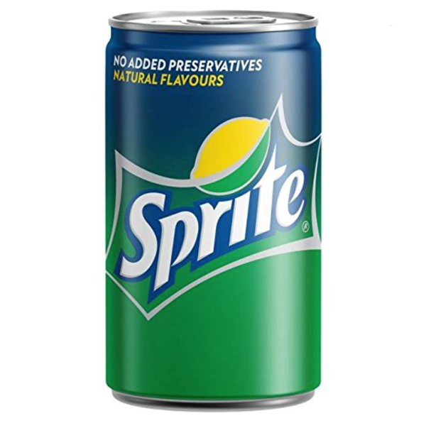 Picture of Soft Drink - Sprite Can