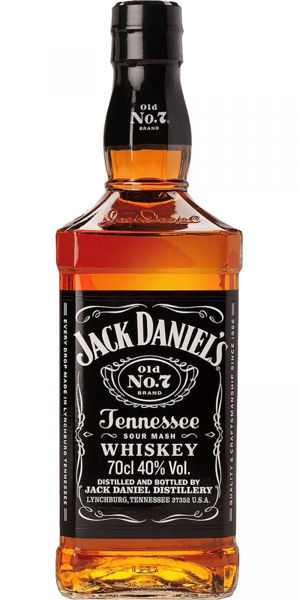 Picture of Whisky - Jack Daniel's Bottle