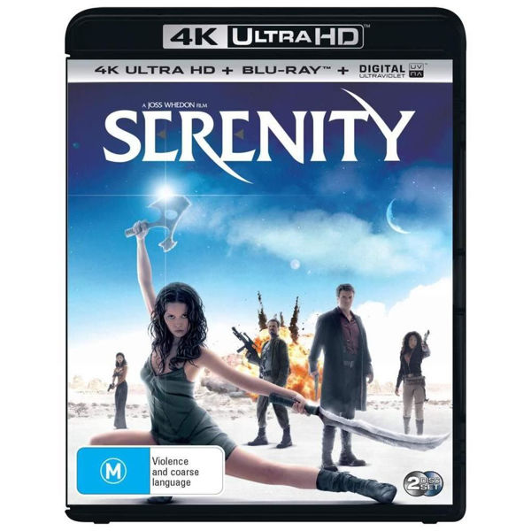 Picture of Serenity - 4K Ultra