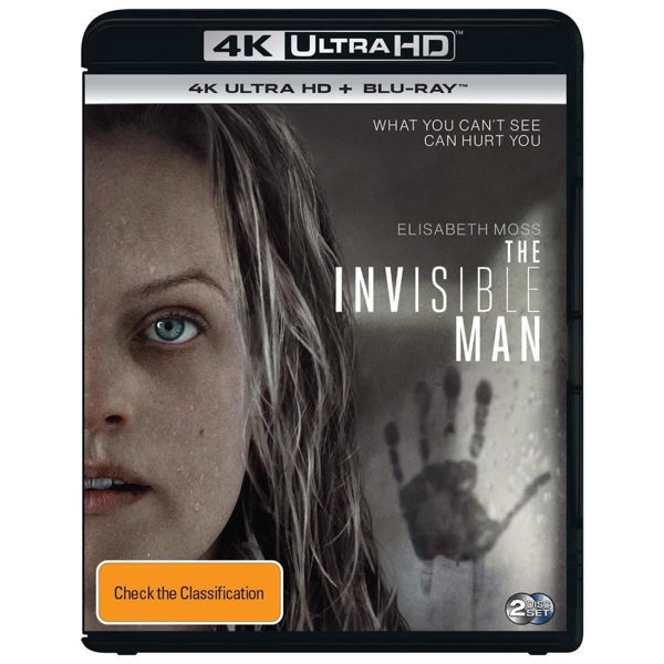 Picture of Invisible Man, The - 4K Ultra Blu-Ray