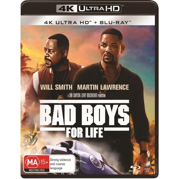 Picture of Bad Boys For Life - 4K Ultra Blu-Ray