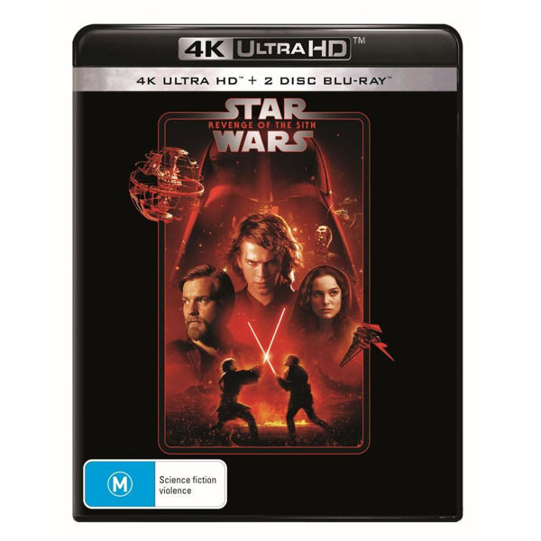 Picture of Star Wars: Episode III – Revenge of the Sith - 4K Ultra Blu-Ray