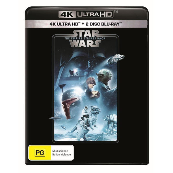 Picture of Star Wars: Episode V - The Empire Strikes Back - 4K Ultra Blu-Ray