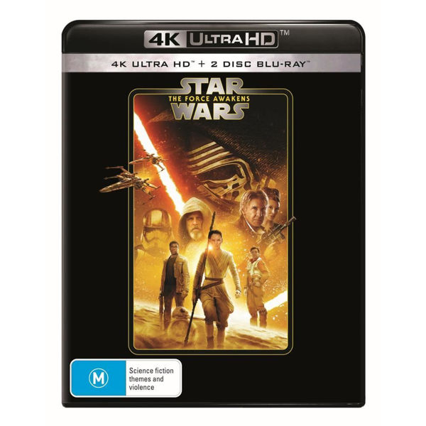 Picture of Star Wars: Episode VII - The Force Awakens - 4K Ultra Blu-Ray - copy