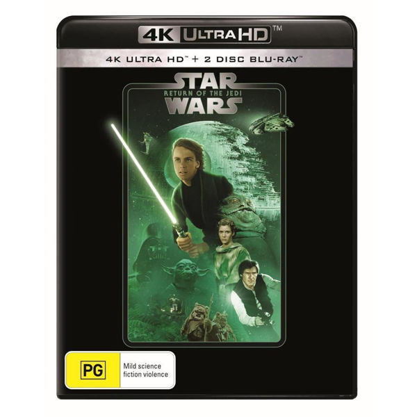 Picture of Star Wars: Episode VI – Return of the Jedi - 4K Ultra Blu-Ray