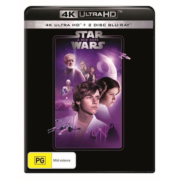 Picture of Star Wars: Episode IV - A New Hope - 4K Ultra Blu-Ray