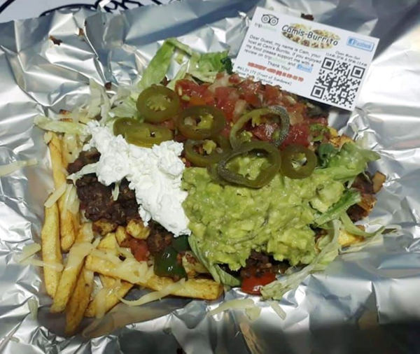 Picture of Cali-Fries (Beef)